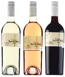 Terra Sana - ekologiska viner från François Lurton!