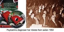 374 PSYKIATRISKA DIAGNOSER ... INGEN VETENSKAP … INGEN BOT! NU AVSLÖJAS BEDRÄGERIET!