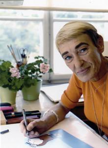 Gunilla Bergström 70 år 3. juli