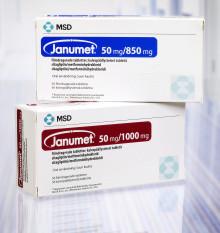 Diabetestabletten Januvia/Janumet rekommenderas som tillägg till insulin av EUs läkemedelsmyndighet
