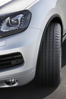 Uudet EfficientGrip SUV –renkaat: 4x4-suorituskyky yhdistettynä taloudellisuuteen