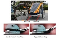 Chariot Carriers makes a voluntary recall of Child Bicycle Trailers and Conversion Kits Due to Injury Hazard