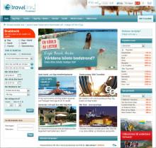 Travellink sätter kunden i fokus med ny design och funktionalitet