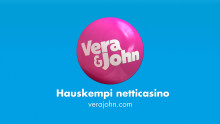 Play'n GO solmi sopimuksen Vera&Johnin kanssa pelien tuottamisesta web- ja mobiilialustoille