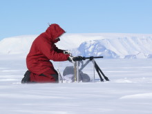 Antarctic expedition reveals new information on inland ice layers that may help predict the future of the frozen continent