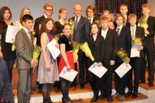 Unga forskare belönas av Riksutställningar  genom nytt stipendium