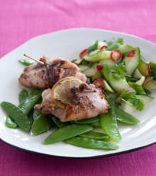 Itrim-recept: Kyckling med ingefära och lime