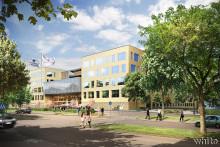 Skanska uppför ny vård- och behandlingsbyggnad i Uppsala för 1,2 miljarder kronor