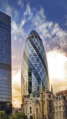 CBRE wins mandate to manage the Gherkin