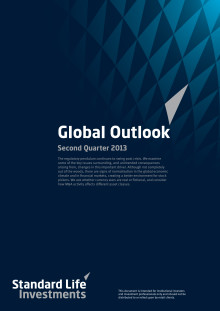Global Outlook Q2 2013
