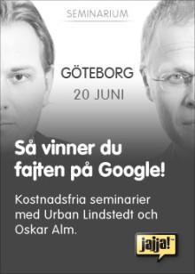 Så vinner du fajten på Google (Göteborg)