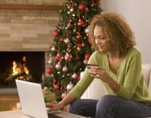 Stockholmarna shoppar julkapparna online