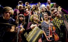 World Wide Orchestra på vårturné