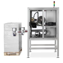 New pallet labelling solution launched