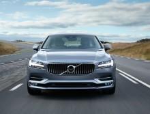 Volvo Cars tar plats i segmentet för premiumsedaner med nya Volvo S90