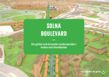 Solna boulevard rapport