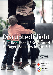 Rapport: Disrupted Flight - The Realities of Separated Refugee Families in the EU