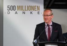 GM passerar en halv miljard bilar