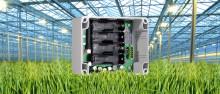 Batteridriven och kompakt M2M-övervakning