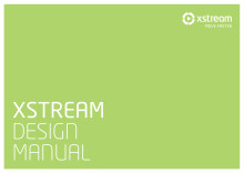 Xstream Design Manual