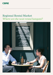 Regional Rental Market: Where are the next rental hotspots?