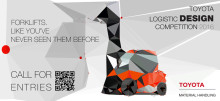 Ny truckdesigntävling: Toyota Logistic Design Competition 2016