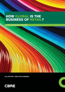 How Global is the Business of Retail 2012 - Executive Summary
