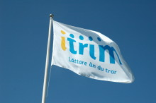 Itrim Gasellföretag för tredje gången