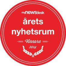Filmerna med vinnarna av Årets Nyhetsrum 2014!