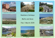 A postcard from Malta & Gozo