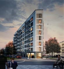 Svanenmärkta bostäder när Veidekke Bostad satsar i expansiva Barkarbystaden i Järfälla