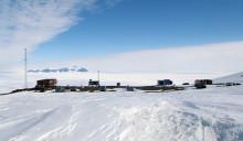 Svensk forskningsstation i Antarktis fyller 25 år