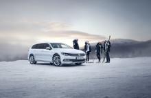 Sveriges populäraste idrottare Charlotte Kalla i ny reklamfilm från Volkswagen