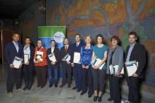 Årets innovationsstipendiater från Stockholms stad
