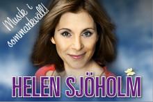 Musik i sommarkväll med Helen Sjöholm!