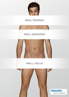 Kortklipt på hodet eller finstusset plen – Philips gir deg grooming-tips fra topp til tå
