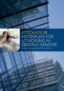 Stockholm: Mötesplats för utveckling av digitala tjänster