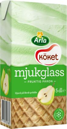 Arla utökar sitt mjukglassortiment med ny smak – päron