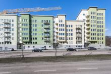 Rekordintresse för nybyggda bostäder
