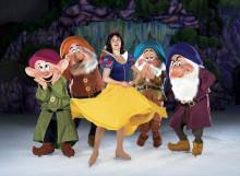 Premiär på fredag för Disneyklassiker på Scandinaviums is