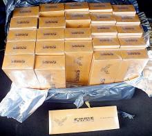 HMRC seizes cigarettes and tobacco