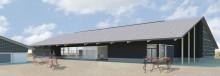 Pressinbjudan; Spadtag för ny ridskoleanläggning på Klagshamsudden