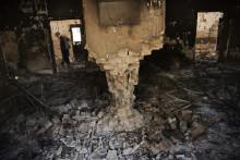Halv miljon människor kräver utredning av sjukhusbombning i Kunduz