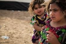 Rädda Barnen utökar humanitära insatserna i norra Irak