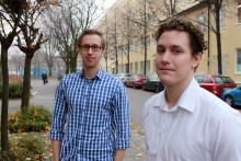 Konsulter från Grontmij undervisar studenter om byggstenar i BIM-projektering