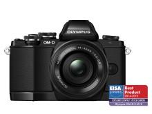 Dobbel EISA-pris bekrefter Olympus 'økende betydning i det profesjonelle kameramarkedet