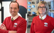 SIBA stärker ledningsgruppen med ny HR-chef och ny Inköpschef