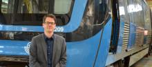Johan Oscarsson ny vd för Tunnelbanan Teknik AB (TBT)