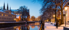 Frontwalker bidrar till Sveriges bästa klimatstad!