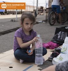 NilsonGroup stödjer hjälparbete för ensamma barn på flykt